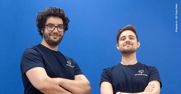 Da sinistra, Giancarlo Sciuto e Vittorio Urzì