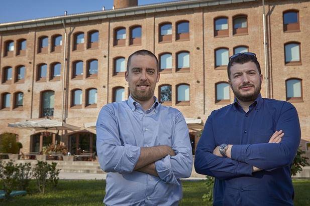 Giovanni Cecolin e Marco Dalla Dea