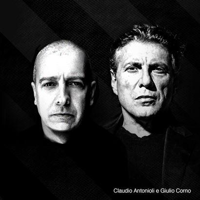 Da sinistra. Claudio Antonioli e Giulio Corno