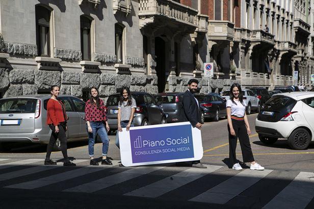 Il Team di Piano Social