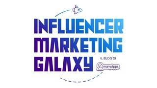 Influencer marketing Galaxy