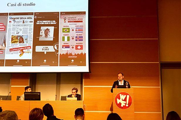 InstaGo al Web Marketing Festival