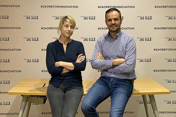 Laura Cattaneo e Luca Salvioli
