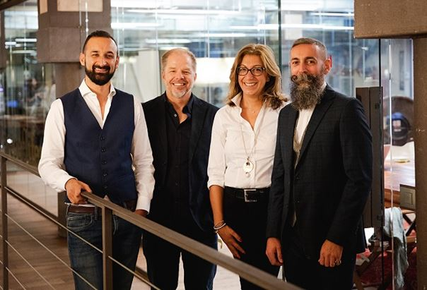 Massimiliano Trisolino, Paolo D'Ammassa, Letizia Giottoli e Stefano Ardito