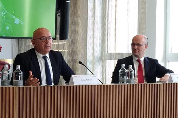 Marco Pedroni e Massimiliano Parini