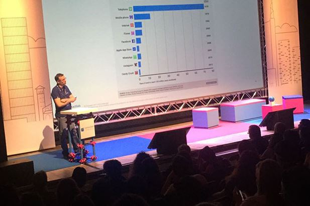 Massimo Fubini apre ContactLab Conference 2018