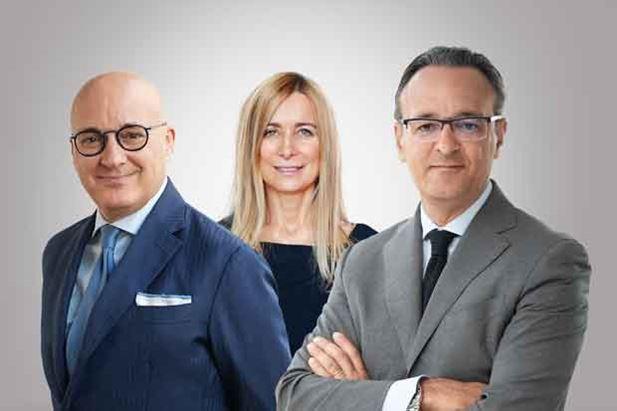 Mauro Di Rosa, Rita Neri e Franco Di Rosa