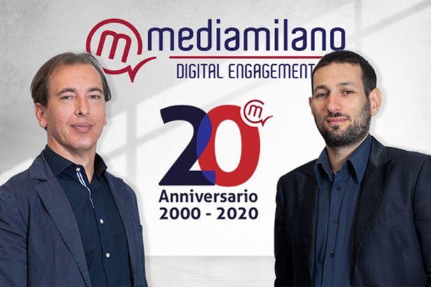 Tiziano Scandiffio e Luca Mattarello