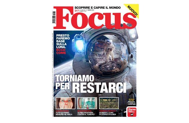 La copertina del nuovo Focus