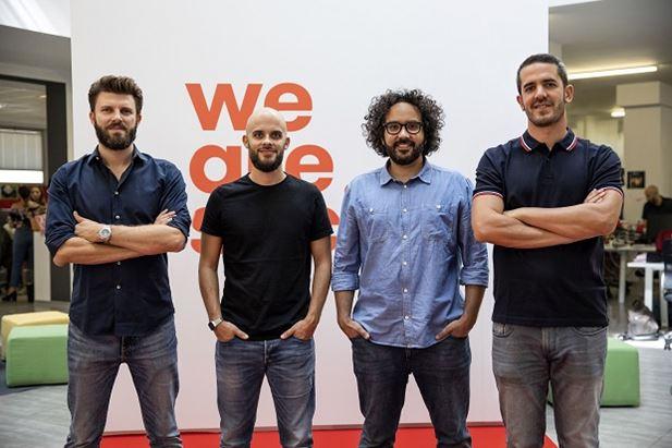 Ottavio Nava, Stefano Maggi, Alberto Pachano e Gabriele Cucinella