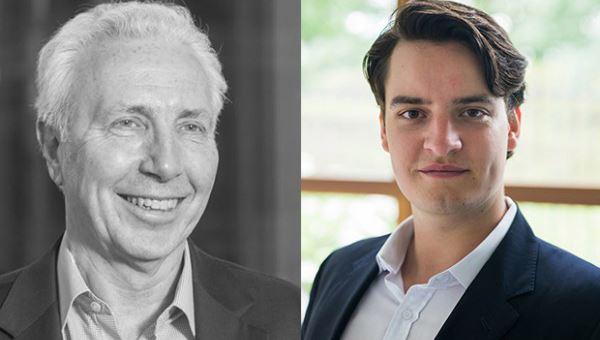 Alan Newman e Ruben Schreurs di Ebiquity e Digital Decisions