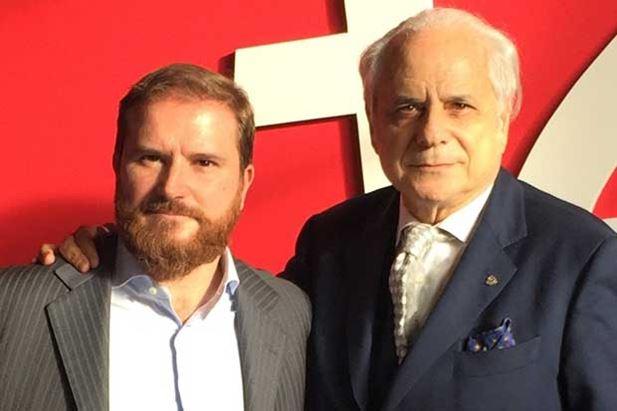 Paolo Romiti e Mario Carlocchia