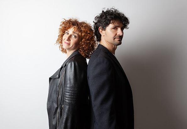 Sara Favarin e Walter d'Aló