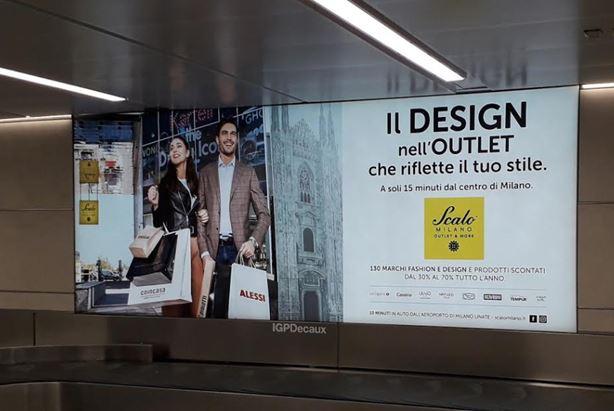 La campagna di Scalo Milano