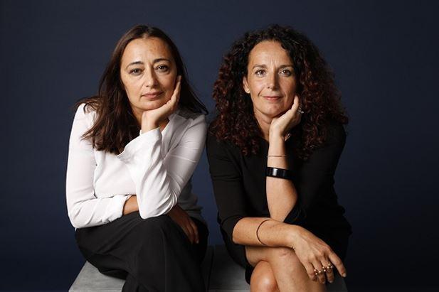 Stefania Siani e Marianna Ghirlanda