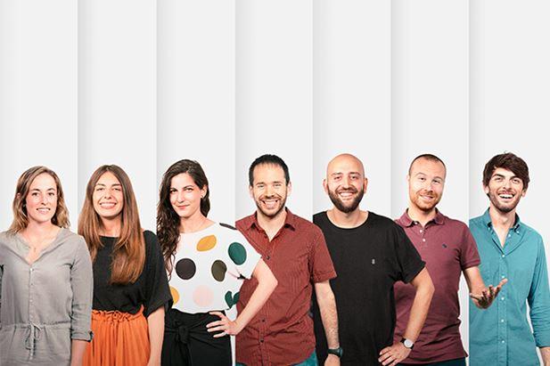 Da sinistra: Shorin, Fortuna, de Gennaro, Bugli, Biagini, Necco e Chiaverini