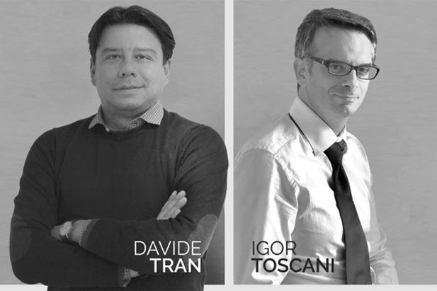 Davide Tran e Igor Toscani