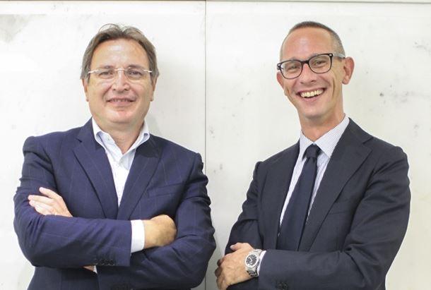 Valerio Gaviglia e Carlo Pasquazi