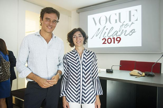 Emanuele Farneti e Cristina Tajani