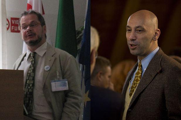 Paolo Ganzi e Rodolfo Rotta Gentile
