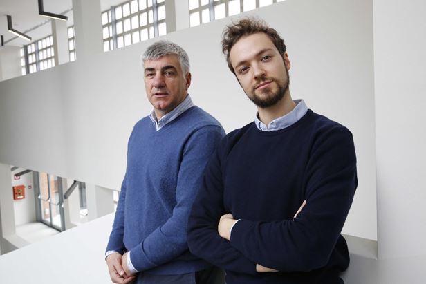 Da sinistra: Gianmario Ricciarelli e Daniel Pirchio