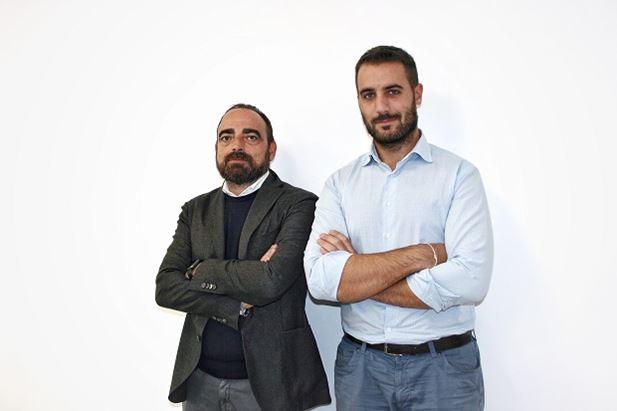 Michele Salani e Federico Crivelli