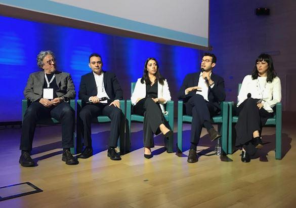 Claudio Vaccarella,Domenico Pascuzzi, Greta Gilardi, Gino Ruli edElisa Lupo