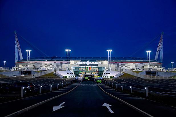 L'Allianz Stadium di Torino