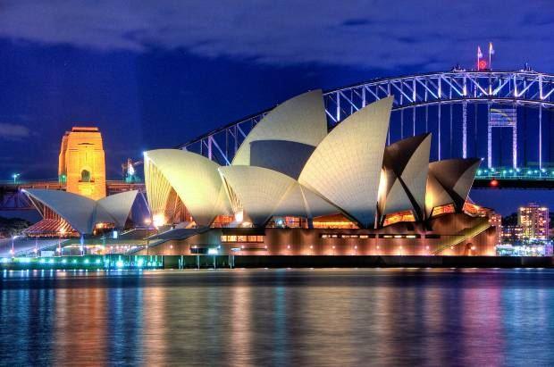 L'opera House a Sydney