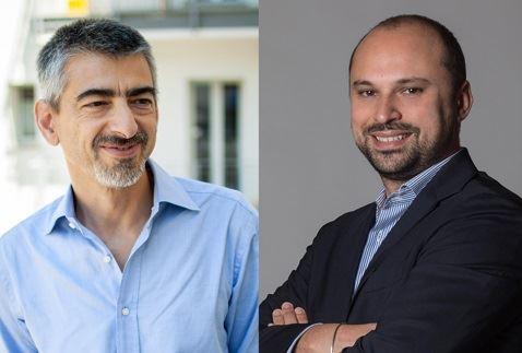 Davide Corcione e Piermario Tedeschi