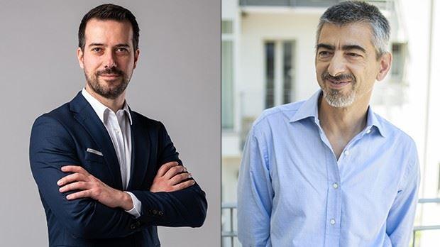 Da sin: Davide Fiorentini e Davide Corcione