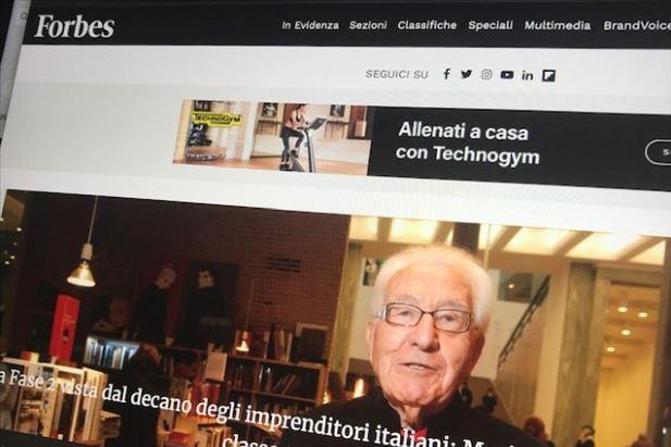La nuova home page