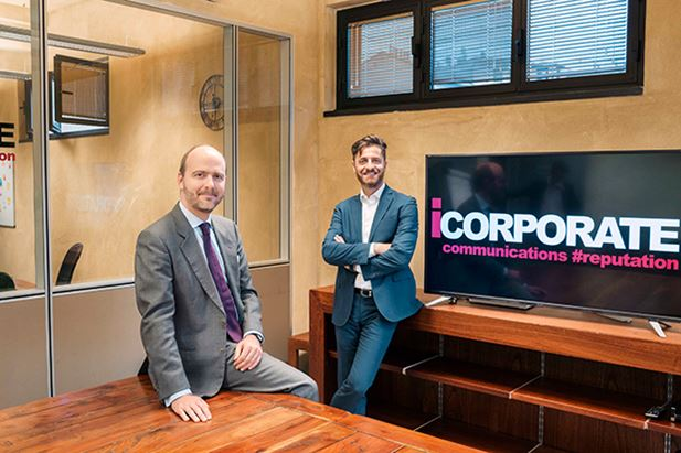 Francesco Foscari, Presidente, e Sergio Pisano, AD di iCorporate