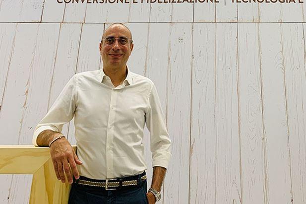 Galizio De Galitiis al Netcomm Forum 2019