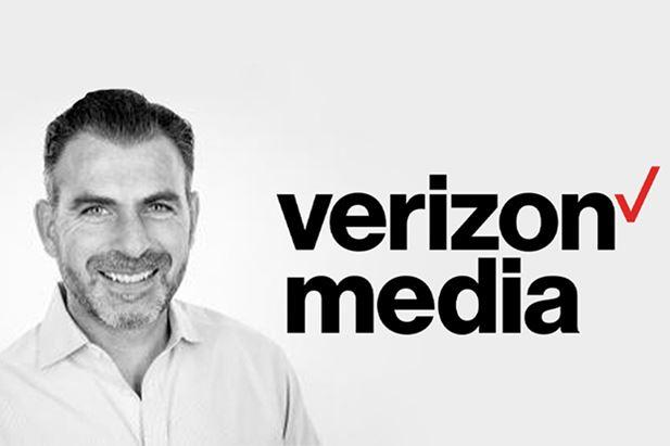 Iván Markman, Chief Business Officer di Verizon Media