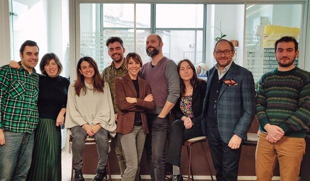 Il team di Libera Brand Building