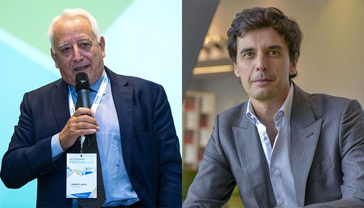 Roberto Liscia e Carlo Noseda