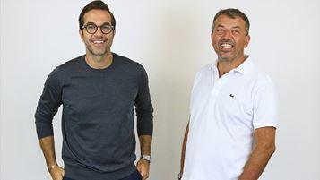 Da sinistra, Marko Maras e Paolo Mardegan, co-founder di Fido