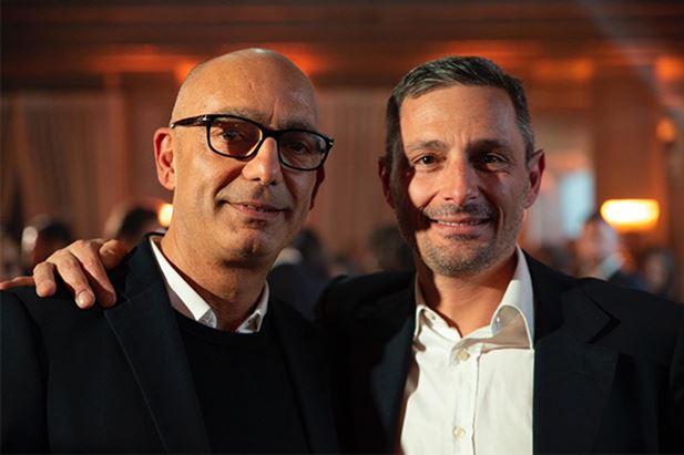Mauro Ricci e Emiliano Liguori