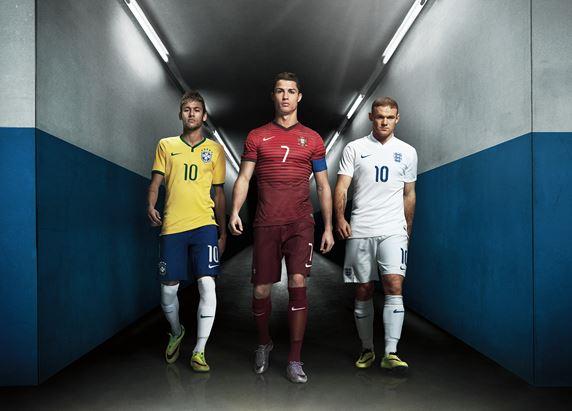 incinta gioielleria Inconscio  Nike lancia #riskeverything con Ronaldo, Neymar e Rooney protagonisti