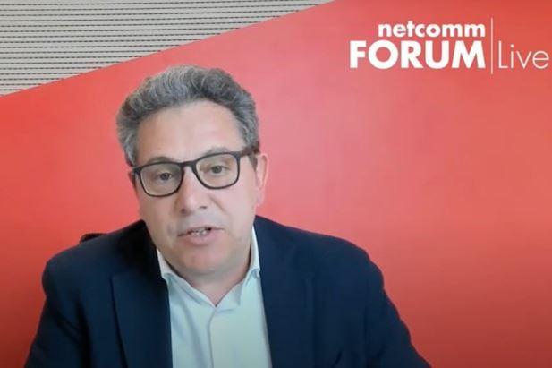 Roberto Silva Coronel presenta Netcomm Forum Live