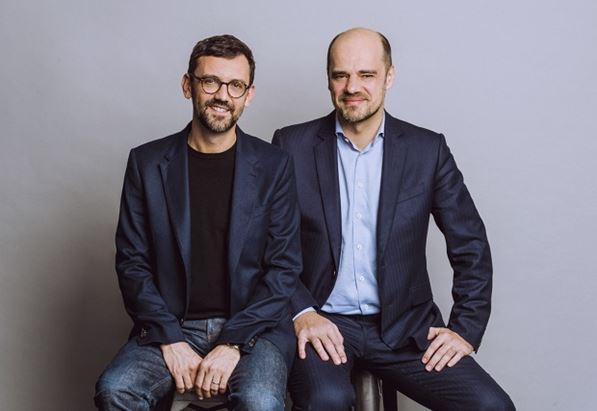 Olivier Vigneaux e Malo Gaudry