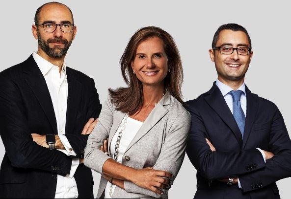 Nicola Sciumè, Patrizia Semprebene Buongiorno e Gianluca Scavo