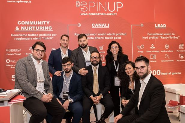 Il team di SpinUp