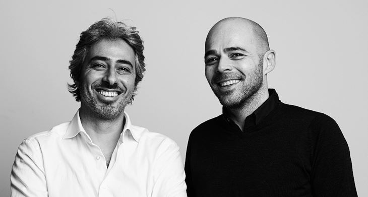 Sebastiano Jodice e Guido Cella
