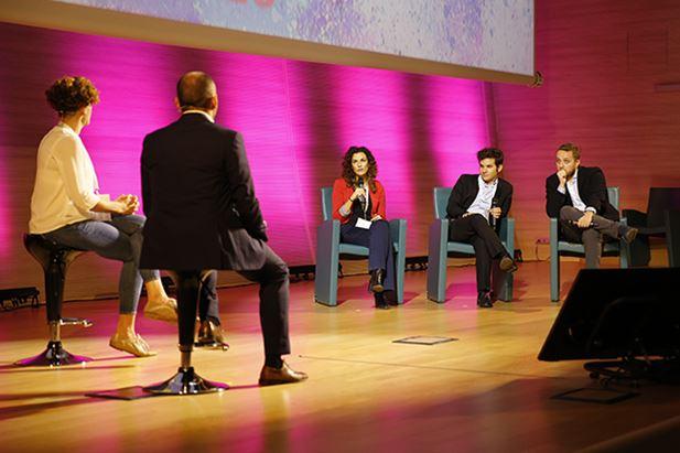 La tavola rotonda con Nicoletta Giannattasio, Matteo Giarrizzo, Valentina Genghini e Marco Iacobellis