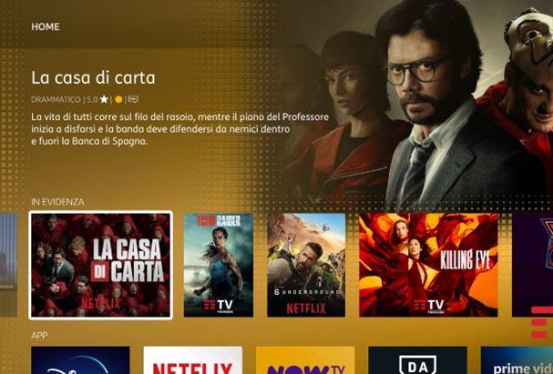 """""""Mondo Netflix"""" in arrivo su TimVision Box"""