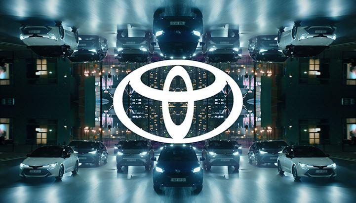Il nuovo logo Toyota