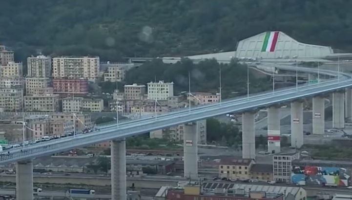 Il nuovo Viadotto San Giorgio a Genova