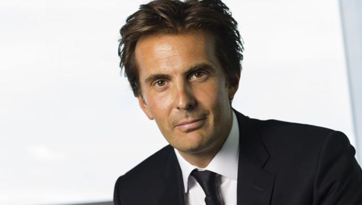 Yannick Bolloré, ceo di Havas Group